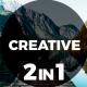 Modern Promo Opener 2 in 1 - VideoHive Item for Sale