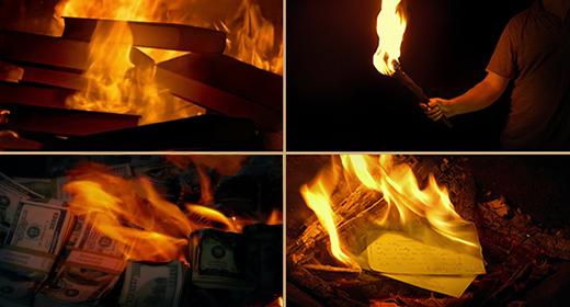 Fire & Destruction