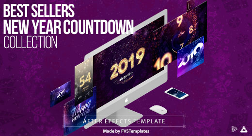 Best Sellers Countdown Templates