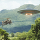 Unidentified Flying Object Worlds War - PhotoDune Item for Sale