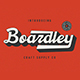 Boardley Script - Layered Font - GraphicRiver Item for Sale