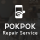 Pokpok - Computer Repair Service Responsive Website - ThemeForest Item for Sale