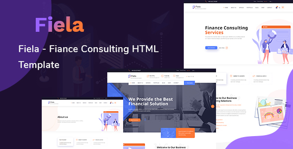 Fiela – Finance Consulting HTML Template by template_mr