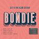 Bondie Extrude Font Family - GraphicRiver Item for Sale