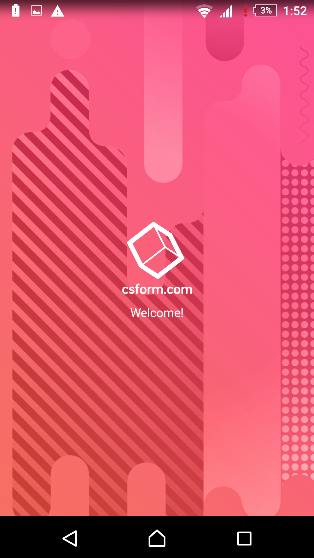 Android Home Screen Material Design | Flisol Home