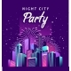 Night City Party - GraphicRiver Item for Sale