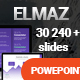 Elmaz Powerpoint Presentation Template - GraphicRiver Item for Sale