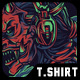 Street Devils T-Shirt Design - GraphicRiver Item for Sale