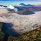 Bromo volcano at sunrise, East Java, Indonesia - PhotoDune Item for Sale