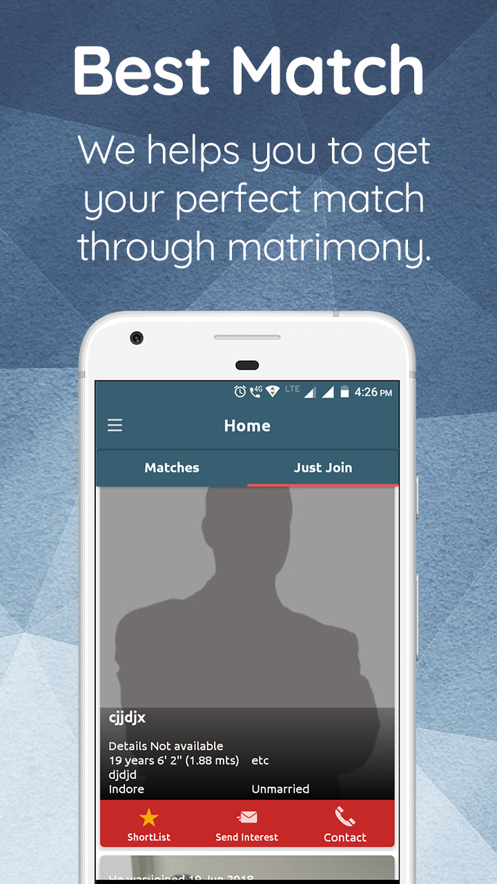 Matrimonial - Wedding app