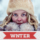 25 Winter Photoshop Actions - GraphicRiver Item for Sale