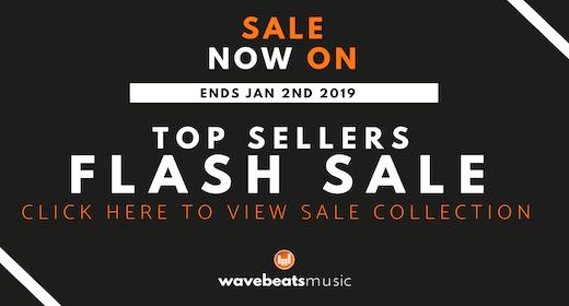 TOP SELLERS FLASH SALE by WavebeatsMusic