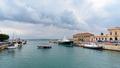 Port of Syracuse at the Ortigia Island - PhotoDune Item for Sale