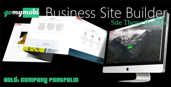 gomymobiBSB's Site Theme: Bow - Creative Studio - CodeCanyon Item for Sale