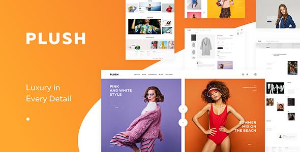 Plush - Boutique Women's Fashion WooCommerce Theme