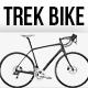 Bike Trek Domane - 3DOcean Item for Sale