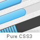 Pure CSS3 Progress Bars - CodeCanyon Item for Sale