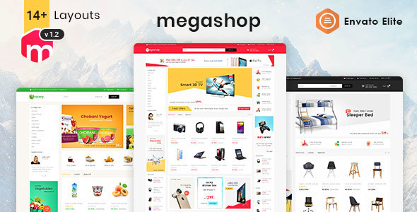 Mega Shop - WooCommerce Multi-Purpose Responsive Theme - WooCommerce eCommerce