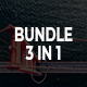Bundle 3 in 1 Keynote Template - GraphicRiver Item for Sale