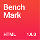 Benchmark - Multipurpose Landing Page Template - ThemeForest Item for Sale