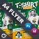 T-Shirt Print Flyer Templates - GraphicRiver Item for Sale