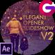 Elegant Opener I Slideshow  V2 - VideoHive Item for Sale