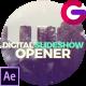 Digital Slideshow I Opener - VideoHive Item for Sale