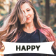 Happy Photoshop Actions - GraphicRiver Item for Sale