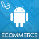 Android Ecommerce - Universal Android Ecommerce / Store Full Mobile App with Laravel CMS - CodeCanyon Item for Sale