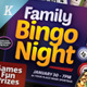 Bingo Night Flyer Template - GraphicRiver Item for Sale