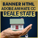 RealEstate HTML5 Ad (Animate CC) - CodeCanyon Item for Sale