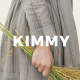 Kimmy Minimal Powerpoint - GraphicRiver Item for Sale