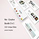 Nie 2 in 1- Creative Powerpoint Template Bundle - GraphicRiver Item for Sale
