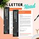 Nonprofit Letterhead - GraphicRiver Item for Sale