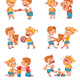 Good and Bad Behavior of a Child - GraphicRiver Item for Sale