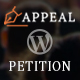 Appeal – Fully Functional Petition Theme - ThemeForest Item for Sale