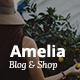 Amelia - Clean Blog & Magazine WordPress Theme + Woocommerce - ThemeForest Item for Sale
