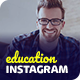 Education Instagram Post and Stories - GraphicRiver Item for Sale
