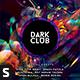 Dark Club CD Album Artwork - GraphicRiver Item for Sale