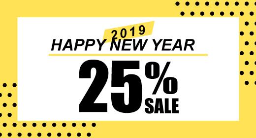 *25% Sales!!