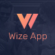 WizeApp - One Page App Landing WordPress Theme