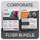 Corporate Flyer Bundle 02 - GraphicRiver Item for Sale