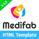 Medifab - Clinic, Hospital & Medical  Management System Template(Frond & Back end) - ThemeForest Item for Sale
