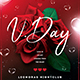 Valentines Day Flyer Template V20 - GraphicRiver Item for Sale