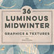 36 Luminous Midwinter Graphics & Textures - GraphicRiver Item for Sale