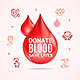 Blood Donation Concept - GraphicRiver Item for Sale