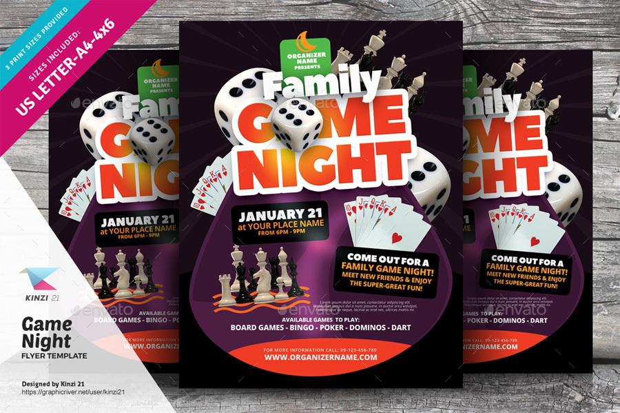 screenshots01_graphic river game night flyer template kinzi21jpg