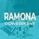 Ramona Creative PowerPoint - GraphicRiver Item for Sale