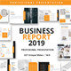 Business Report 2019 Powerpoint Presentation Template - GraphicRiver Item for Sale