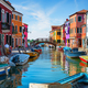 Traditional Burano architecture - PhotoDune Item for Sale